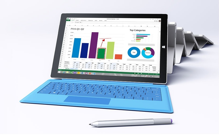 Microsoft Surface Pro 3 Review 2014