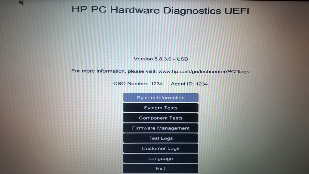 Hp Computer Support >> HP Diagnostics CSO Number | Landon Technologies, Inc.