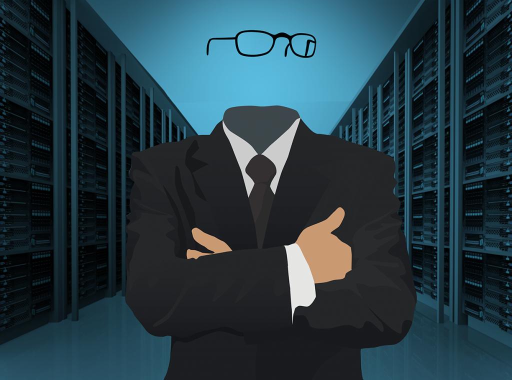 Picture of virtual cio services consultant.