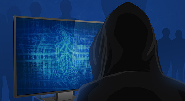 Cyberattackers responsible for data breaches