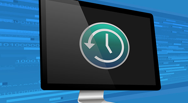 Backing up Mac using Time Machine