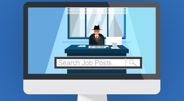 Be extremely careful with job searches online and how to Tell if a Job is Legitimate.