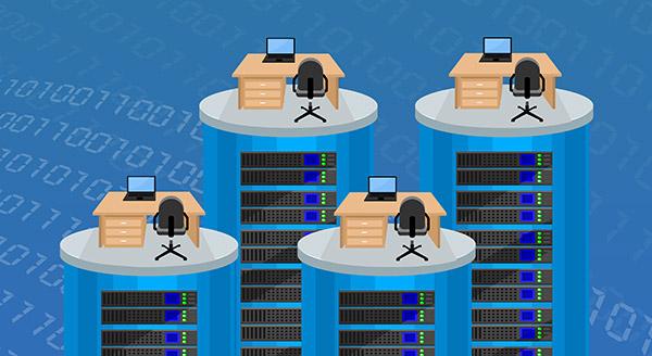 image of data silo architecture