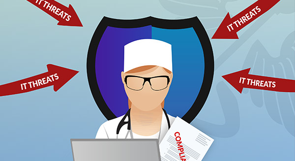 healthcare compliance and industry cyberattacks