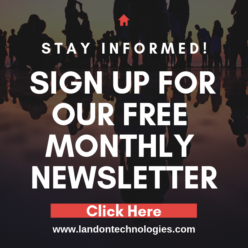Sign Up for Our Free Monthly Newsletter