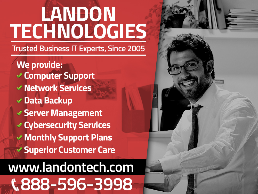 LandonTech_Toll_Free_Houston_TX