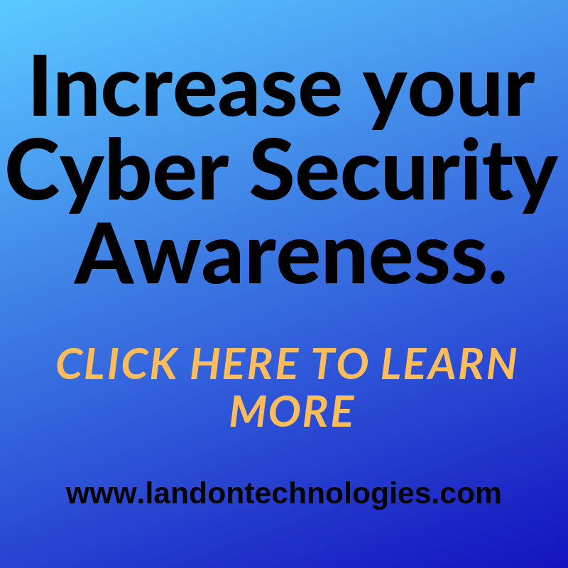 Increase Your Cyber Security Awareness