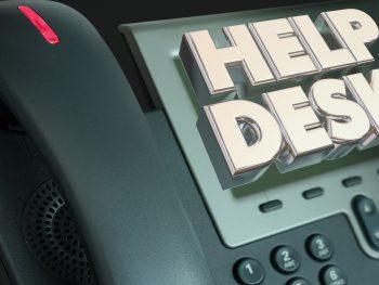 End User Help Desk