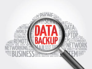 Online Managed Data Backup Services